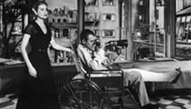 San Antonio Botanical Garden Screening 1954 Hitchcock Classic <i>Rear Window</i>