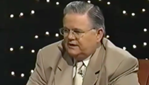 Comedy Site Features San Antonio Pastor Hagee Warning That <i>Harry Potter</i> Paves the Way for the Antichrist