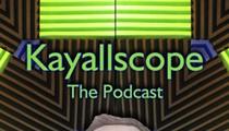 Kayallscope Live Podcast featuring Anthony Magnabosco