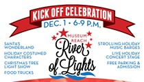 9th Annual Museum Reach River of Lights Kickoff