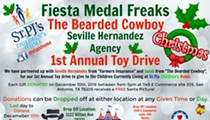 1st Annual Toy Drive