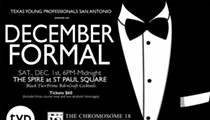 Texas Young Professionals December Formal with the Chromosome 18 Registry and Research Society
