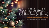 San Antonio Chamber Choir: I Can Tell The World, Let My Love Be Heard