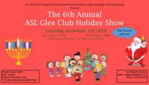 6th Annual ASL Glee Club Holiday Show