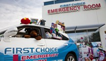 First Choice ER Toys for Tots Drive