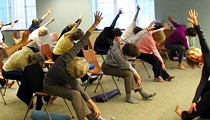 Gentle Chair Yoga for Seniors