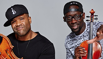 Hip-hop Violin Duo Black Violin Announce Return to the Tobin Center