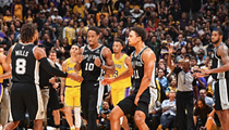 San Antonio Spurs Skid Into Sunday's Match-up Against Warriors