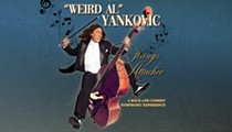 Weird Al Yankovic | Strings Attached Tour 2019 Ticket Giveaway