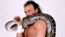 WWE Hall of Famer Jake 'The Snake' Roberts Bringing Comedy Tour to San Antonio