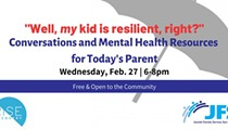 """Well, my kid is resilient, right?"" 