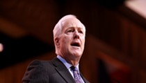 Sen. John Cornyn Says Texas Is 'No Longer Reliably Red'