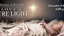 """Christmas at First: """"Love's Pure Light"""""""