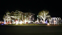 Boerne Family Syncs Christmas Lights to Selena, <i>Coco</i> Soundtrack and 'Baby Shark' Song