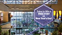 Win a Free Stay at the Hyatt Regency on NYE!