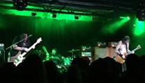 Stoner Legends Sleep Enthralled the San Antonio Crowd with the Power of the Riff