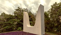 The McNay Expands Outdoor Sculpture Collection with Monumental Work by New Orleans Artist Anastasia Pelias