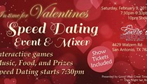 Speed Dating Event