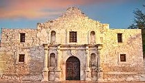 First Saturday: Alamo Round Up