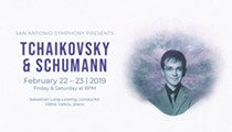 The San Antonio Symphony presents Tchaikovsky and Schumann
