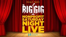 The Big Gig: Nonprofit Saturday Night Live