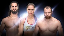 Get Your Wrestling Fix When WWE Live Stops at the AT&T Center