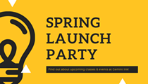 Gemini Ink Spring 2019 Launch Party