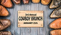 3rd Annual Cowboy Brunch with Live Music All Day