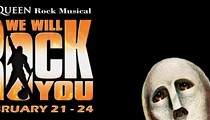 We Will Rock You,The Queen Rock Musical