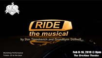 Ride the musical: Workshop Performance