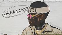 San Antonio Artist Adds Mural of Soulja Boy Meme Dissing Drake