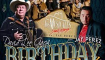 David Lee Garza Birthday Bash with Jay Perez