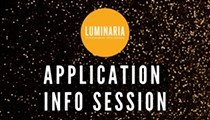 Luminaria 2019 Call for Artists Information Session