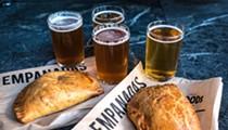 Empanadas and Beers Pairing
