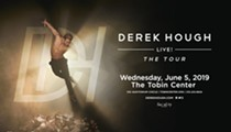 Derek Hough Live: The Tour