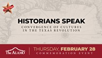 Historians Speak: Convergence of Cultures in the Texas Revolution