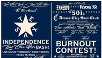 Texas Independence Lone Star Beer Bash
