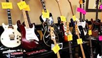 Alamo City Guitar Bazaar