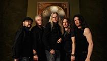 Saxon Descends Upon San Antonio As Part of 40th Anniversary Tour