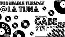 Turntable Tuesday Featuring Gabe from Southtown Vinyl