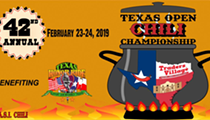 Texas Open Chili Championship