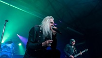 British Metal Legends Saxon Were Unstoppable at San Antonio's VIBES Event Center