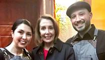San Antonio's Board Couple Creates Cheese Board with Style for Speaker Pelosi