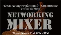 Texas Young Professionals March Networking Event