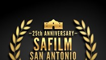 Call For Entries- The 25th Annual San Antonio Film Festival
