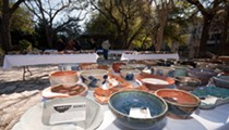 San Antonio Potters, Chefs and Caterers Join Forces to Combat Homelessness at Sunday's 19th Annual Empty Bowls Fundraiser