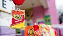 Puro Medal Alert: SA Flavor Selling Hot Cheetos and Cheese Fiesta Medal