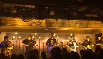 Bluegrass Shredders Trampled by Turtles Melted Our Faces off at Gruene Hall