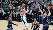 San Antonio Spurs Survive a Tight Scrape With the Denver Nuggets