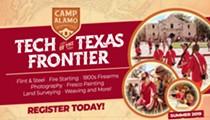 Camp Alamo : Tech of the Texas Frontier